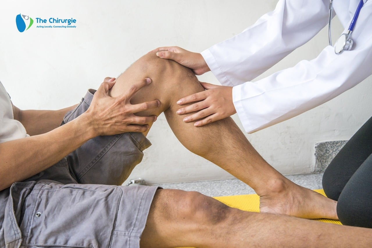 Knee Replacement Surgery Cost